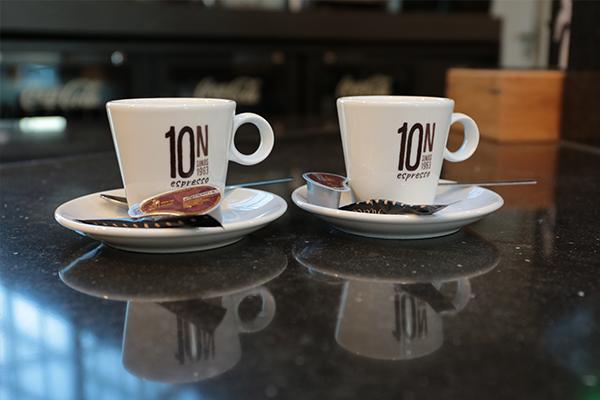 koffie en gezellig praatje