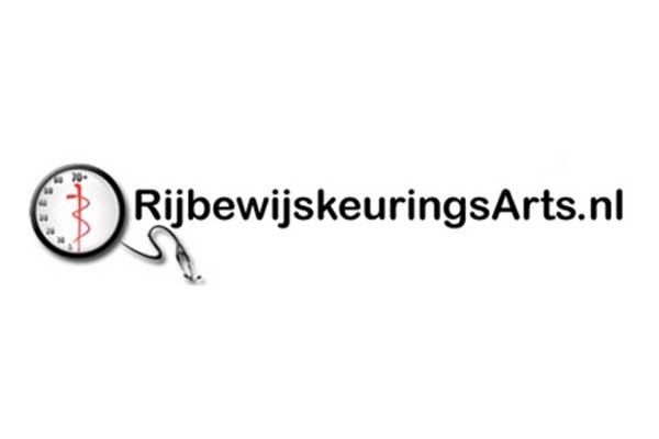 Rijbewijskeuringsarts-logo